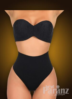Low waist slimming underwear body shaper new Close side view