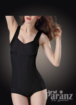 Sleeveless pre attach cup and high waist slimming underwear body shaper new