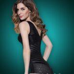 Stylish Sleeveless Open-Bust Style Black Underwear Body Shaper side views