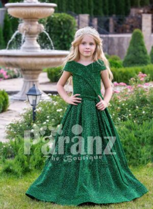 A classy and elegant formal party-wear for little Czarinas!