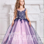 Gorgeous dress for your little daughter that sparks a unique charm view