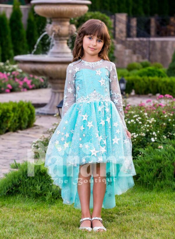 Reinvent your daughter in this specially designed bride-maid's dress