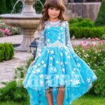 The standalone party dress for little maids