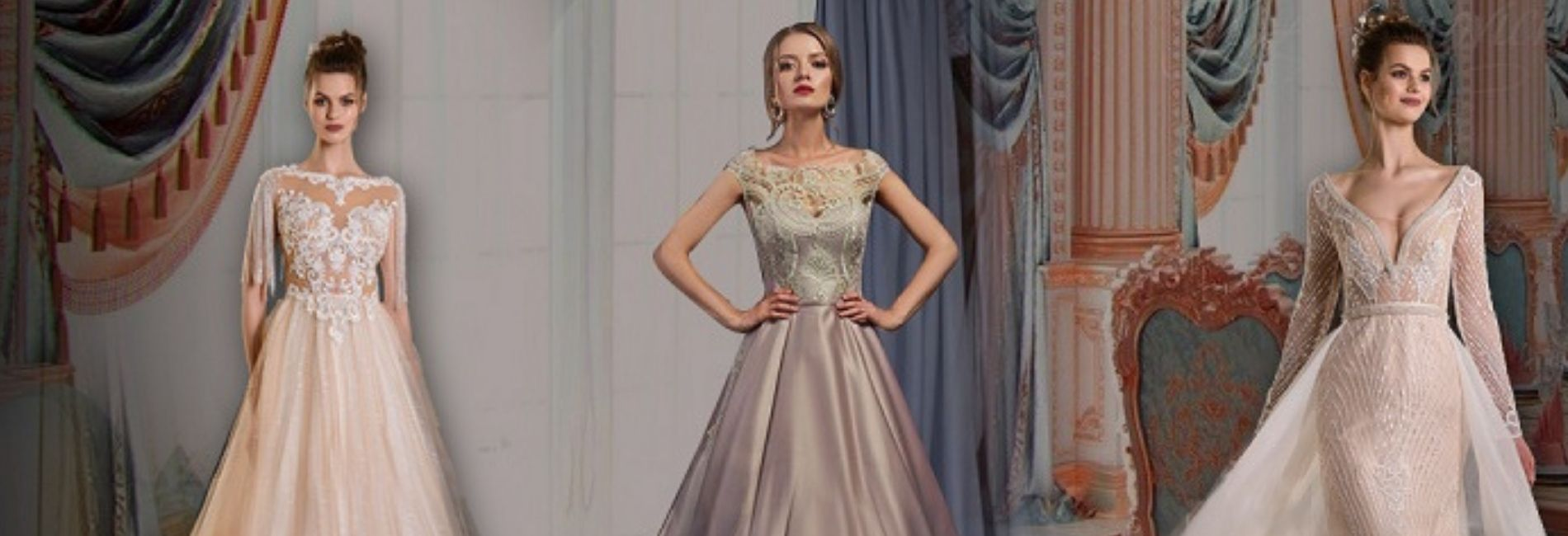 BRIDAL WEDDING GOWNS AND THEIR NEVER-ENDING DESIGNING INNOVATIONS