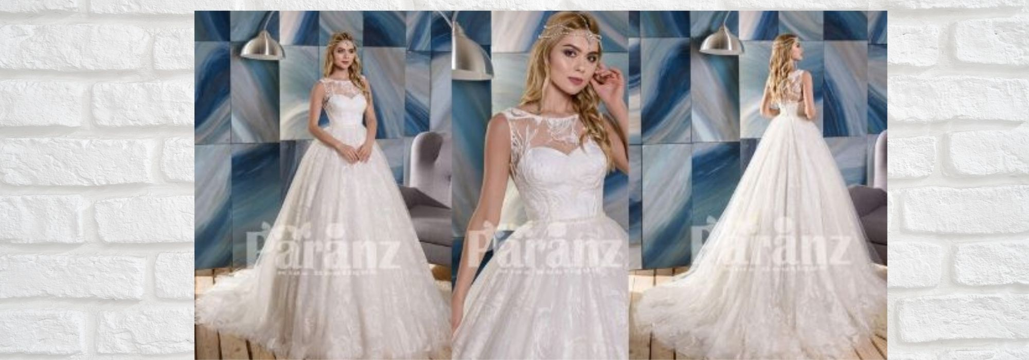A BRIEF HISTORY AND UPCOMING TRENDS IN BRIDAL GOWNS